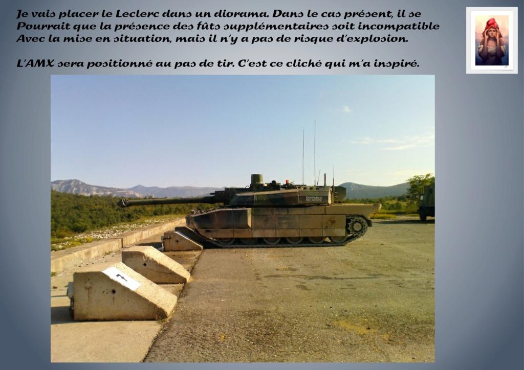 AMX 56 - LECLERC - HELLER 1/35 - FINI PAGE 7 - Page 6 Amx56196