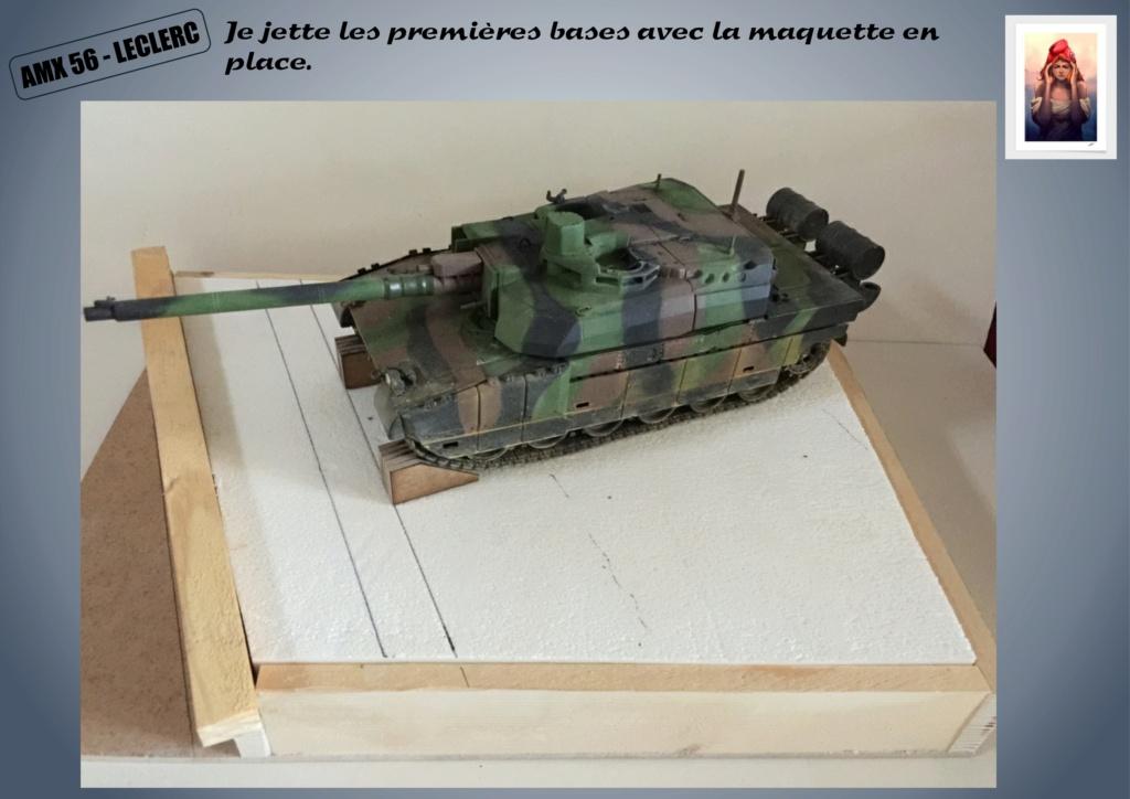 AMX 56 - LECLERC - HELLER 1/35 - FINI PAGE 7 - Page 6 Amx56200