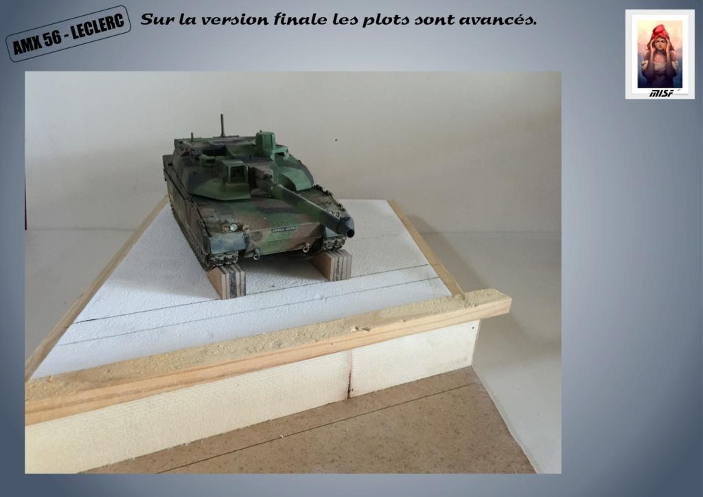 AMX 56 - LECLERC - HELLER 1/35 - FINI PAGE 7 - Page 6 Amx56202