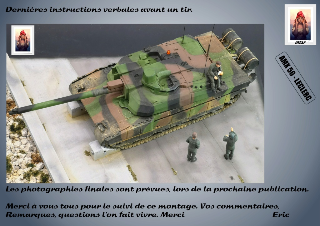 AMX 56 - LECLERC - HELLER 1/35 - FINI PAGE 7 - Page 7 Amx56225