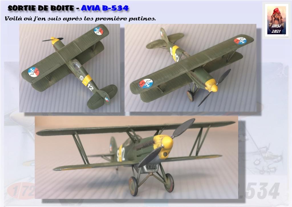 From the box - AVIA B-534 - KP - 1/72  - Page 3 Avia_043