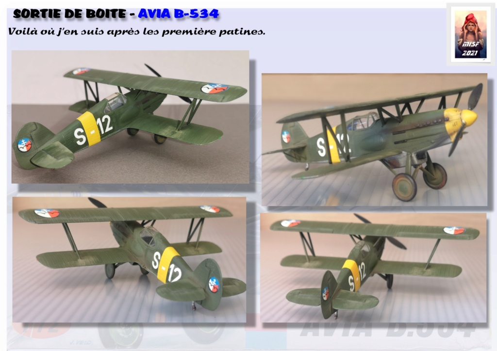 From the box - AVIA B-534 - KP - 1/72  - Page 3 Avia_044