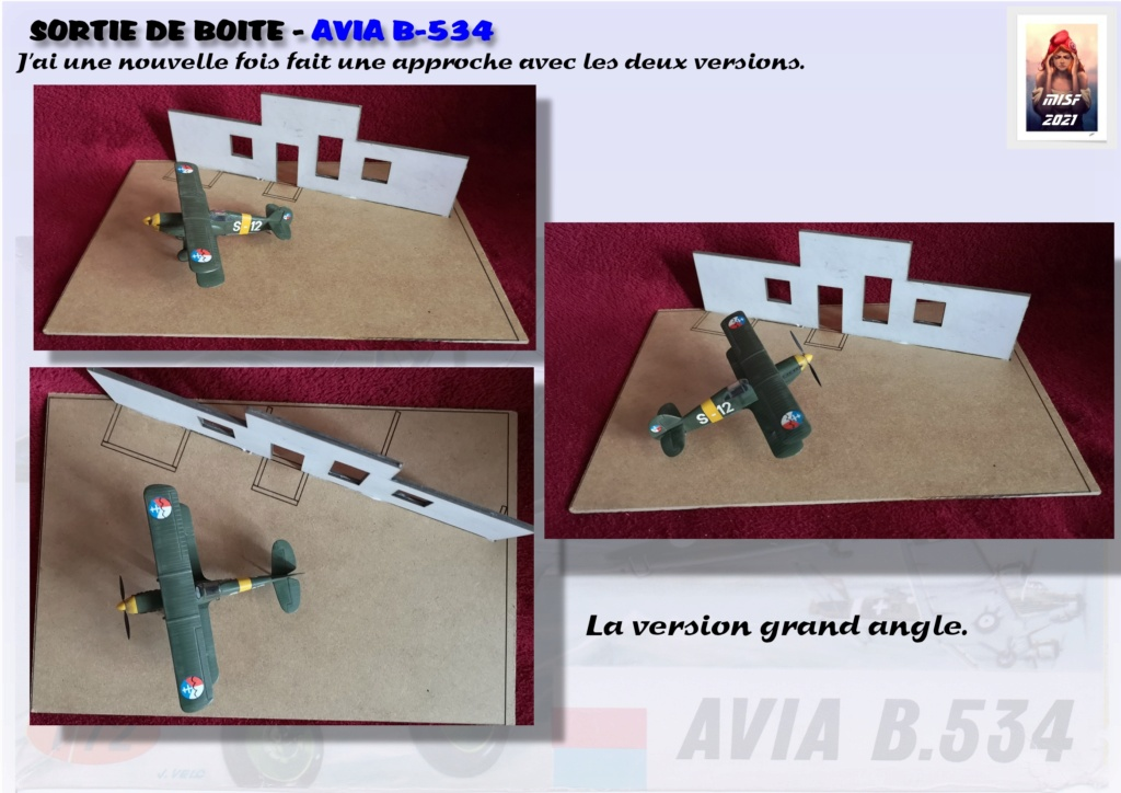 From the box - AVIA B-534 - KP - 1/72  - Page 4 Avia_059