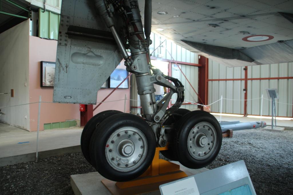 PHOTOSCOPE DASSAULT MIRAGE IV A - MUSEE DE L AVIATION MONTELIMAR (26) -05/08/2020 Avion_26