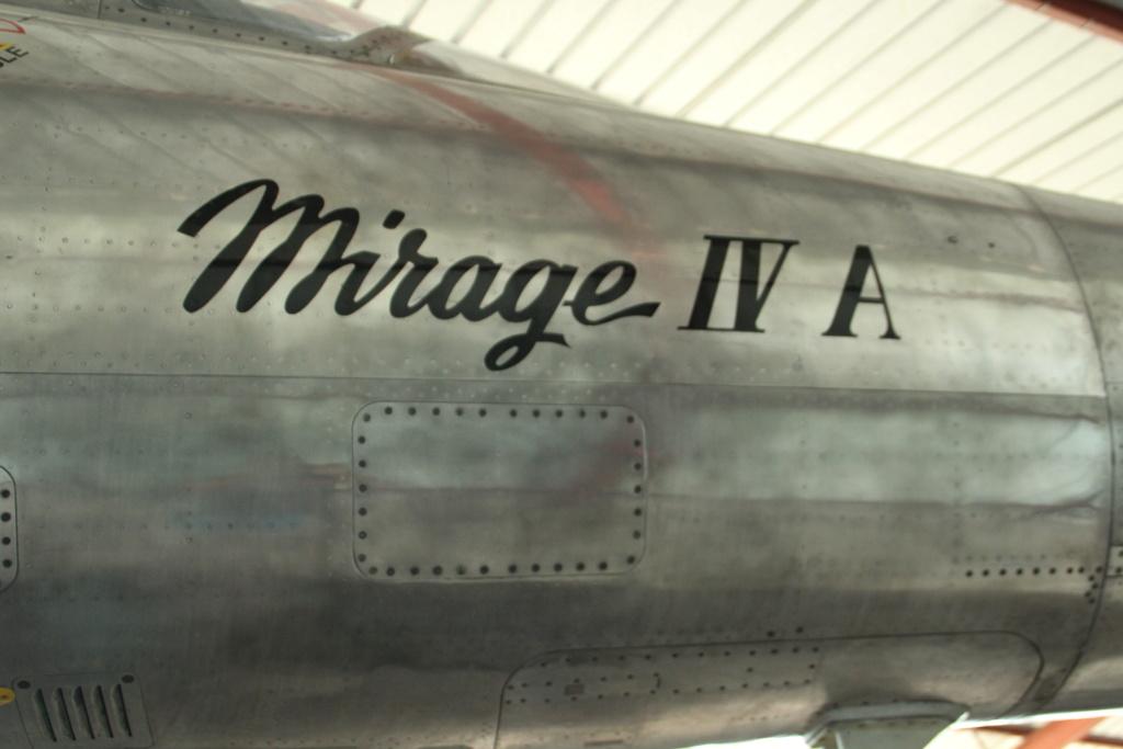 PHOTOSCOPE DASSAULT MIRAGE IV A - MUSEE DE L AVIATION MONTELIMAR (26) -05/08/2020 Avion_36