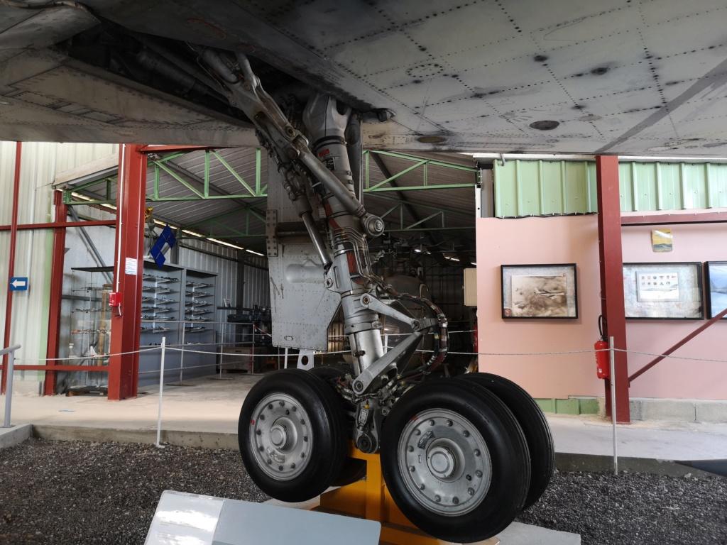 PHOTOSCOPE DASSAULT MIRAGE IV A - MUSEE DE L AVIATION MONTELIMAR (26) -05/08/2020 Avion_43