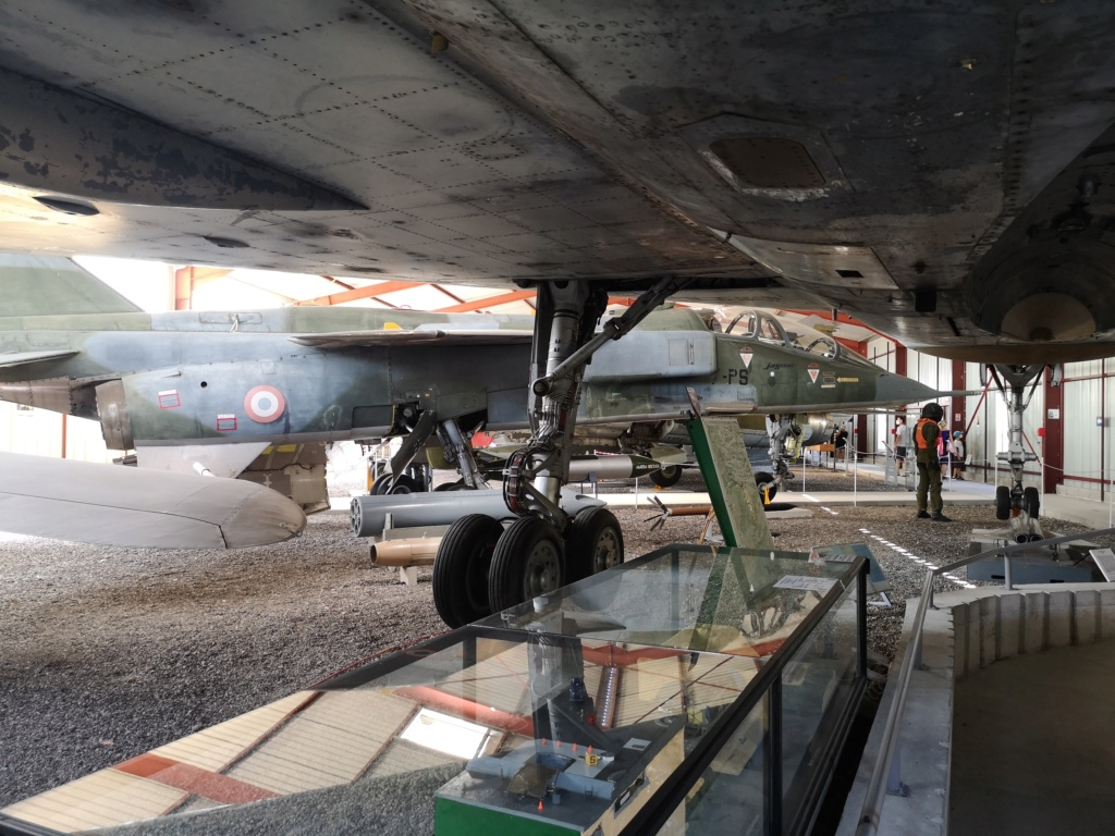 PHOTOSCOPE DASSAULT MIRAGE IV A - MUSEE DE L AVIATION MONTELIMAR (26) -05/08/2020 Avion_44