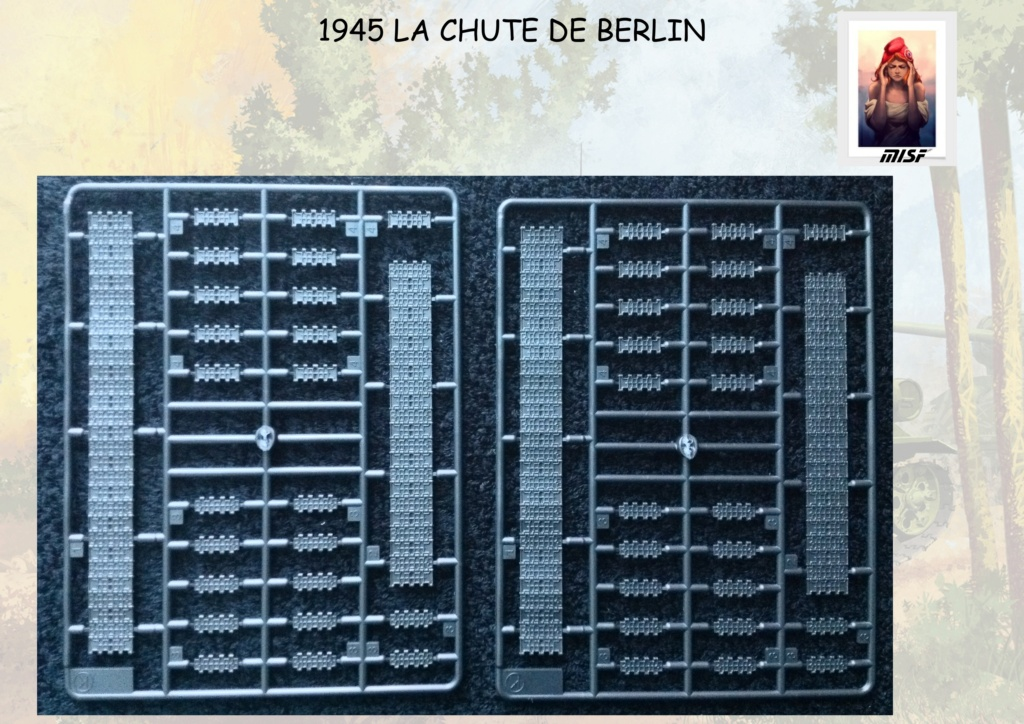 """1945 LA CHUTE DE BERLIN""  - T34 ACADEMY - JEEP ITALERI - FIGURINES TAMIYA 1/35  Cdb_0021"