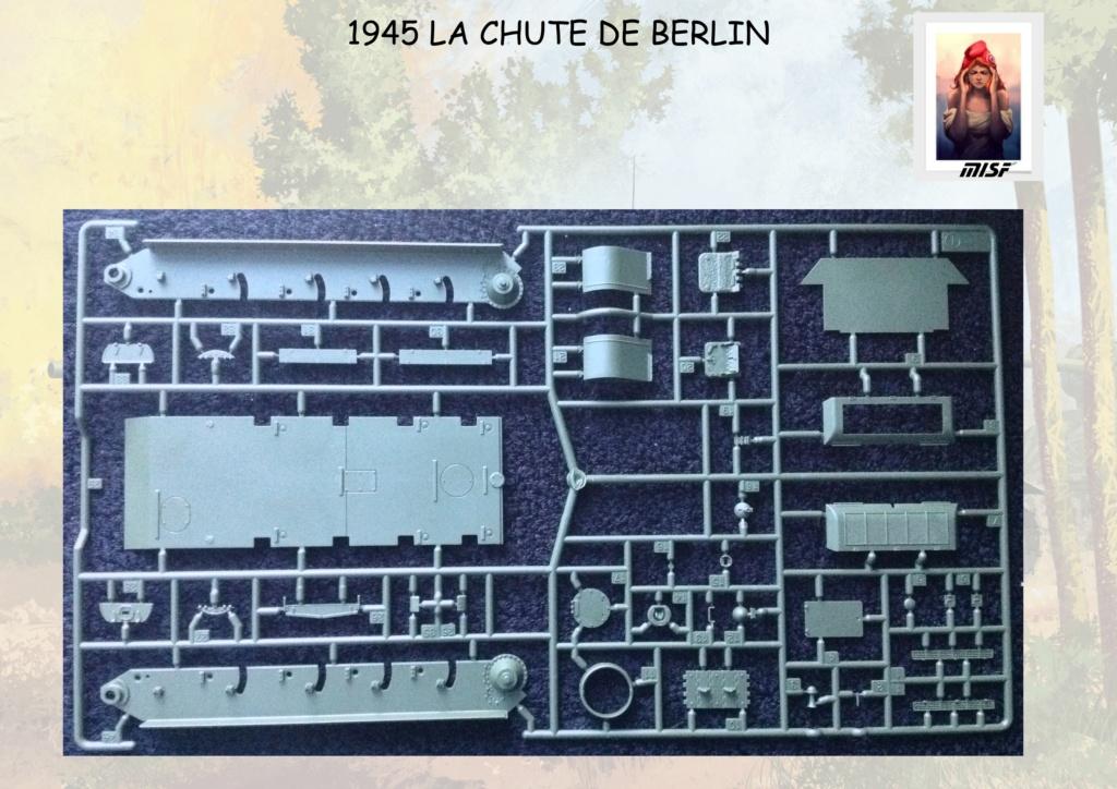 """1945 LA CHUTE DE BERLIN""  - T34 ACADEMY - JEEP ITALERI - FIGURINES TAMIYA 1/35  Cdb_0026"