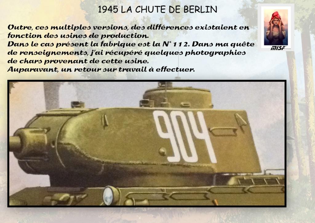 """1945 LA CHUTE DE BERLIN""  - T34 ACADEMY - JEEP ITALERI - FIGURINES TAMIYA 1/35  - Page 2 Cdb_0040"