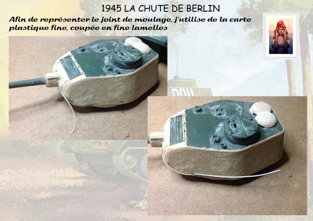 """1945 LA CHUTE DE BERLIN""  - T34 ACADEMY - JEEP ITALERI - FIGURINES TAMIYA 1/35  - Page 2 Cdb_0046"