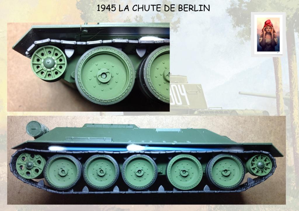"""1945 LA CHUTE DE BERLIN""  - T34 ACADEMY - JEEP ITALERI - FIGURINES TAMIYA 1/35  - Page 2 Cdb_0051"