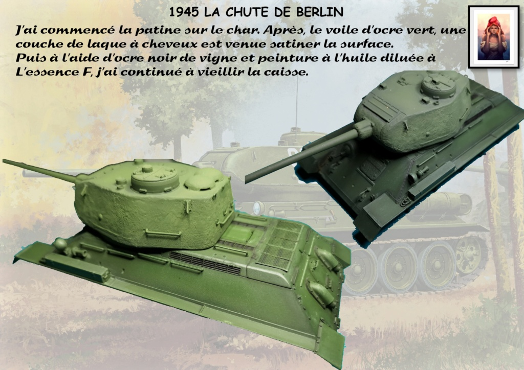 """1945 LA CHUTE DE BERLIN""  - T34 ACADEMY - JEEP ITALERI - FIGURINES TAMIYA 1/35  - Page 3 Cdb_0063"