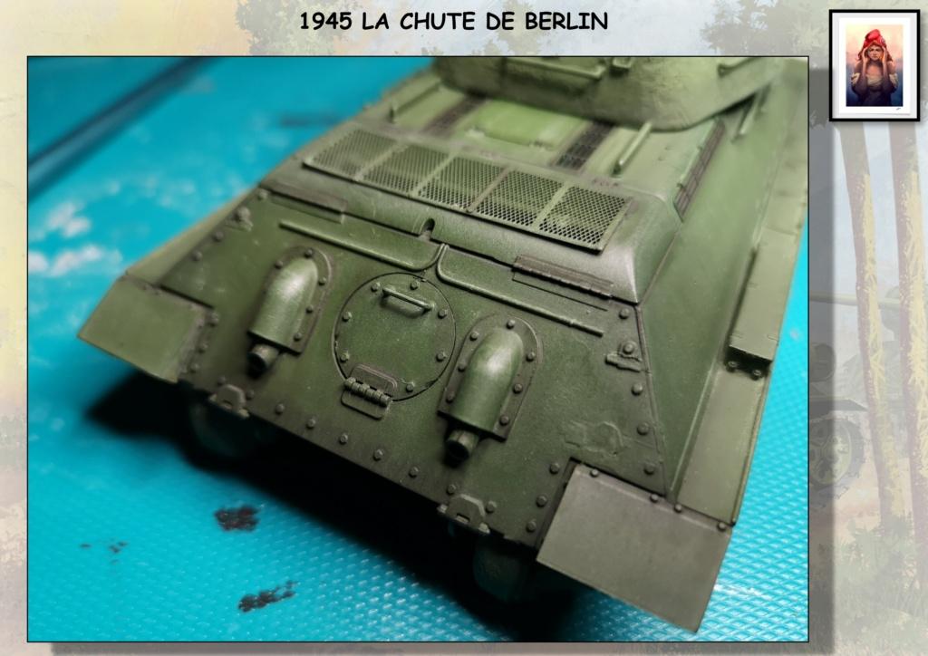"""1945 LA CHUTE DE BERLIN""  - T34 ACADEMY - JEEP ITALERI - FIGURINES TAMIYA 1/35  - Page 3 Cdb_0064"