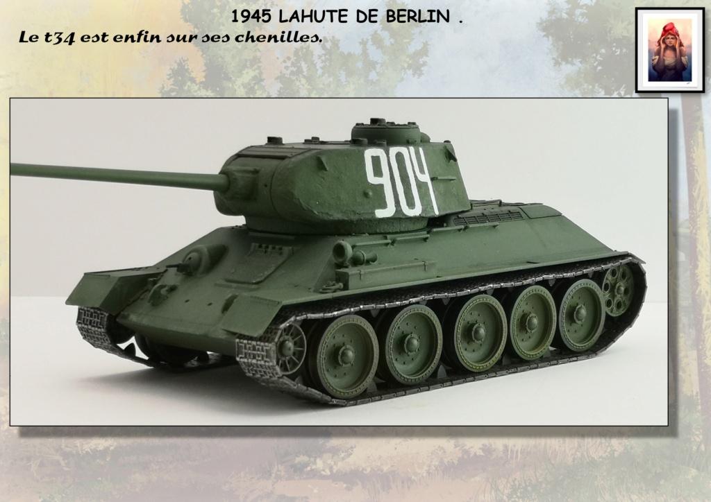 """1945 LA CHUTE DE BERLIN""  - T34 ACADEMY - JEEP ITALERI - FIGURINES TAMIYA 1/35  - Page 3 Cdb_0067"