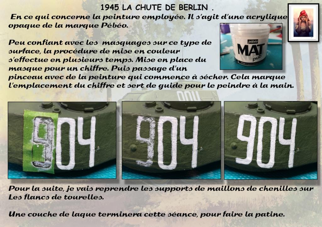 """1945 LA CHUTE DE BERLIN""  - T34 ACADEMY - JEEP ITALERI - FIGURINES TAMIYA 1/35  - Page 3 Cdb_0069"
