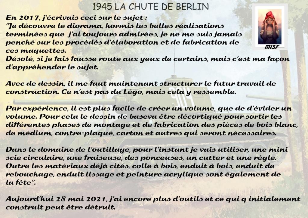 """1945 LA CHUTE DE BERLIN""  - T34 ACADEMY - JEEP ITALERI - FIGURINES TAMIYA 1/35  - Page 4 Cdb_0074"
