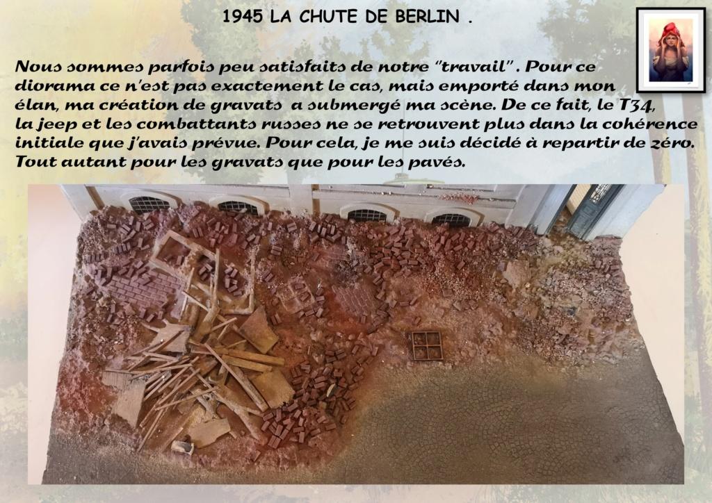 """1945 LA CHUTE DE BERLIN""  - T34 ACADEMY - JEEP ITALERI - FIGURINES TAMIYA 1/35  - Page 8 Cdb_0154"