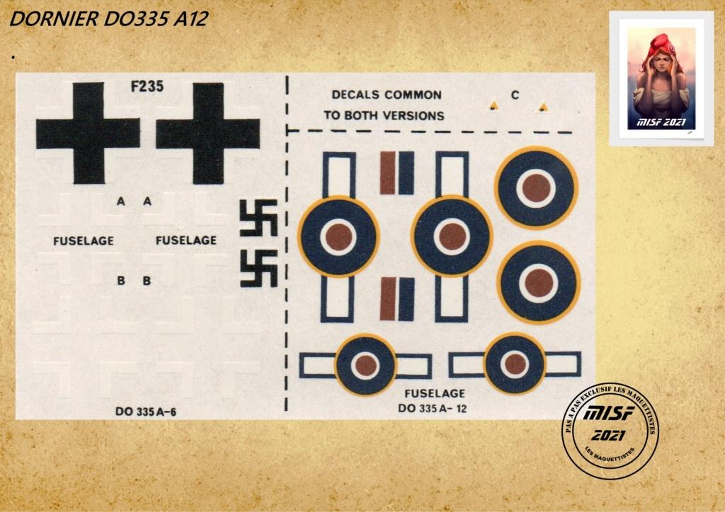 DORNIER DO335 - A12 - FROG 1/72  Do335_11