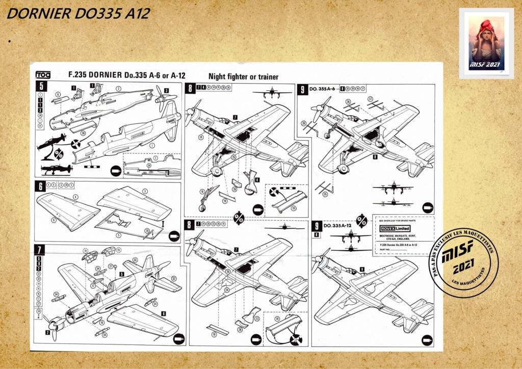 DORNIER DO335 - A12 - FROG 1/72  Do335_12