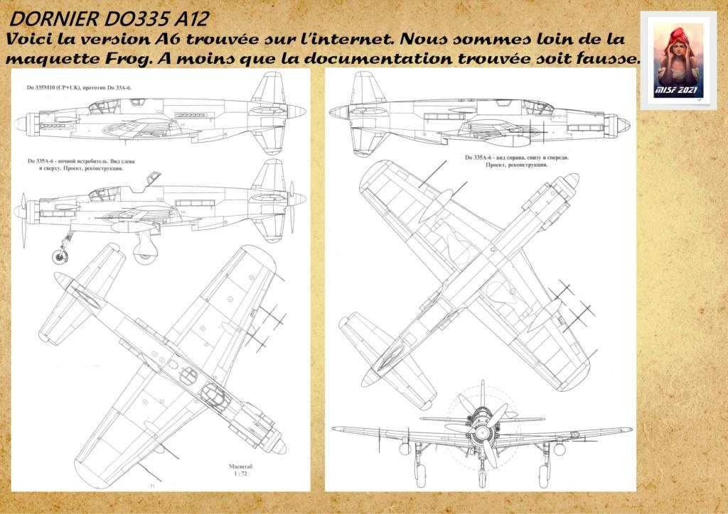 DORNIER DO335 - A12 - FROG 1/72  Do335_19