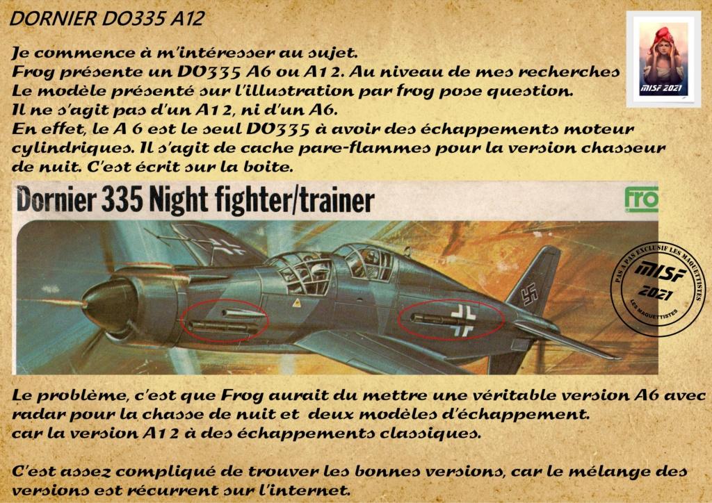 DORNIER DO335 - A12 - FROG 1/72  Do335_20