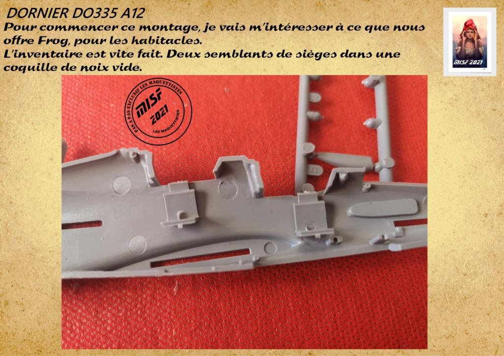 DORNIER DO335 - A12 - FROG 1/72  Do335_23