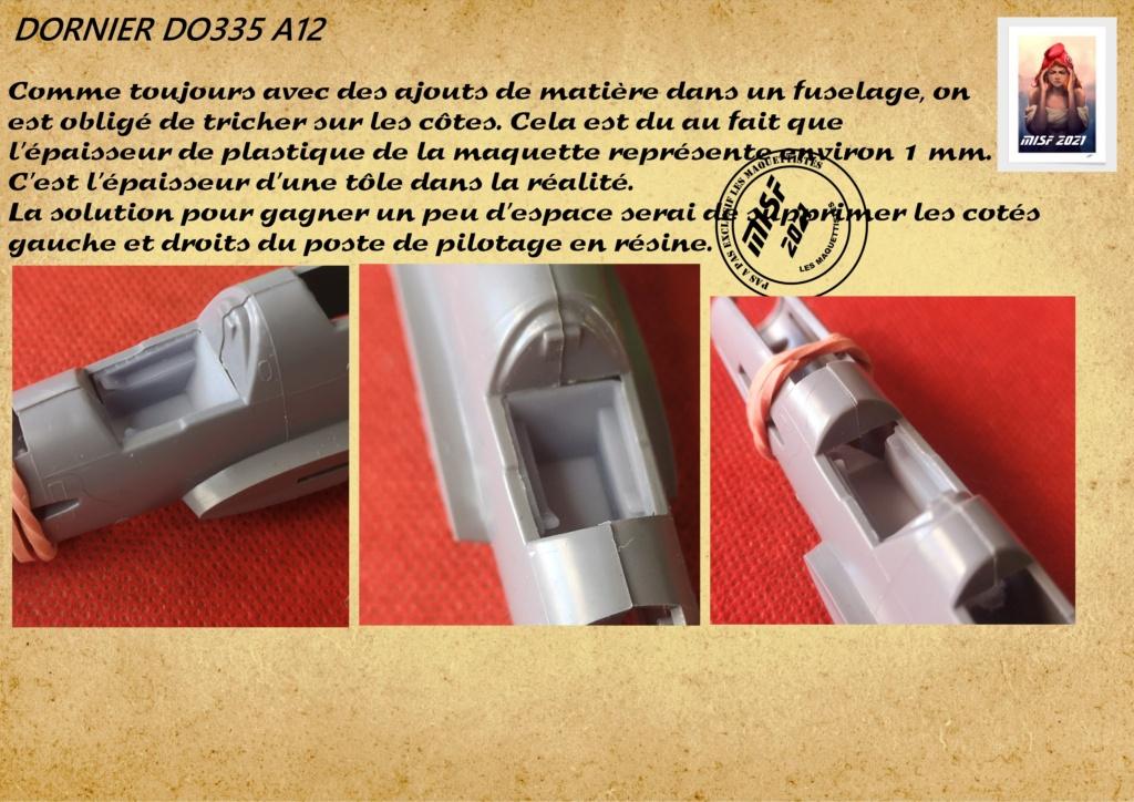 DORNIER DO335 - A12 - FROG 1/72  - Page 2 Do335_32