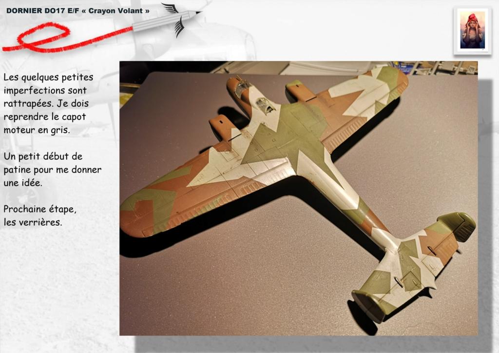 Fil rouge 2020 : [Airfix] Dornier DO17 E - 1/72 - Réf : 04014-1 - Page 7 Dorni101