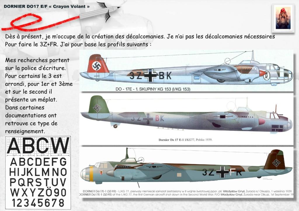 Fil rouge 2020 : [Airfix] Dornier DO17 E - 1/72 - Réf : 04014-1 - Page 7 Dorni103