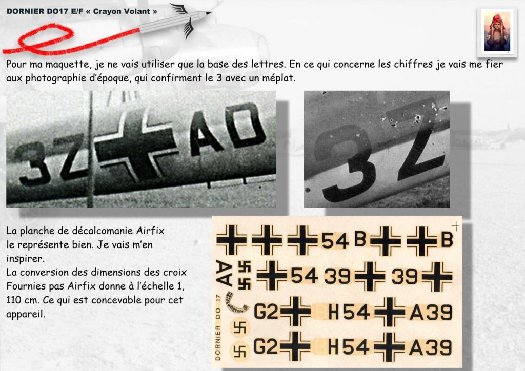 Fil rouge 2020 : [Airfix] Dornier DO17 E - 1/72 - Réf : 04014-1 - Page 7 Dorni104