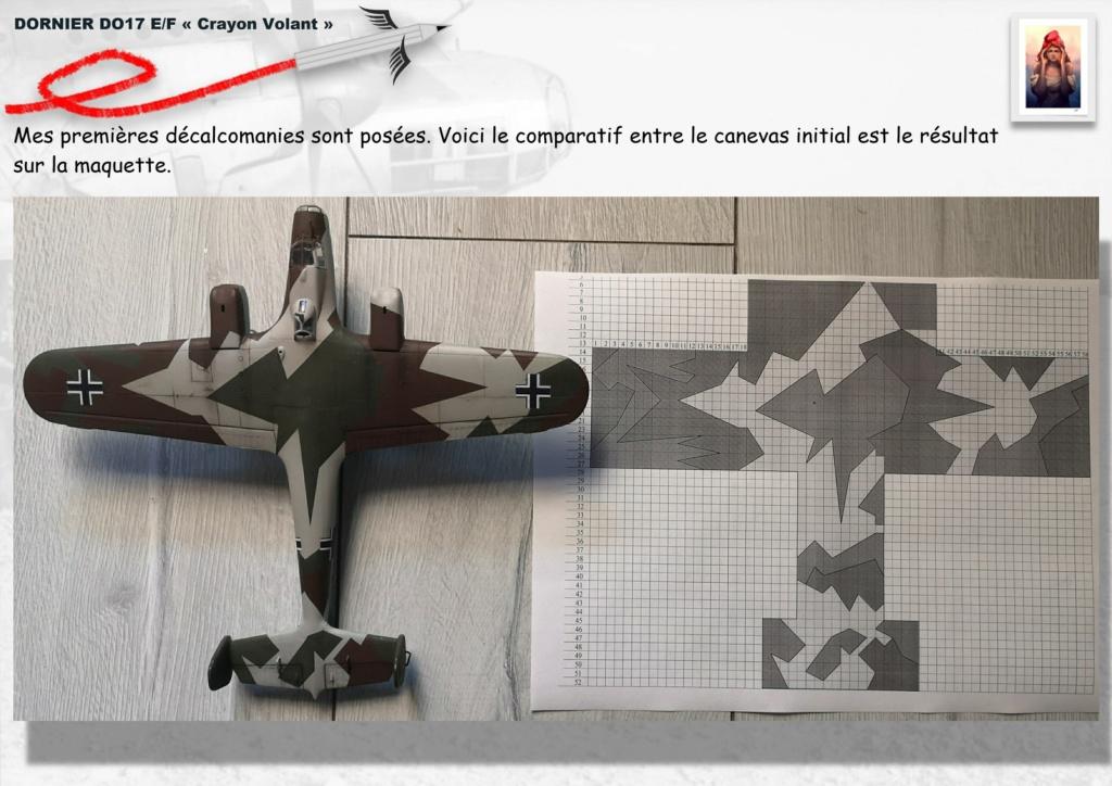 Fil rouge 2020 : [Airfix] Dornier DO17 E - 1/72 - Réf : 04014-1 - Page 7 Dorni106