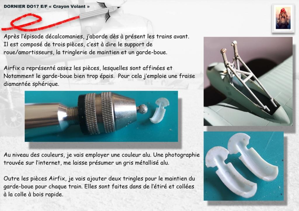 Fil rouge 2020 : [Airfix] Dornier DO17 E - 1/72 - Réf : 04014-1 *** Terminé en pg 9 - Page 8 Dorni111