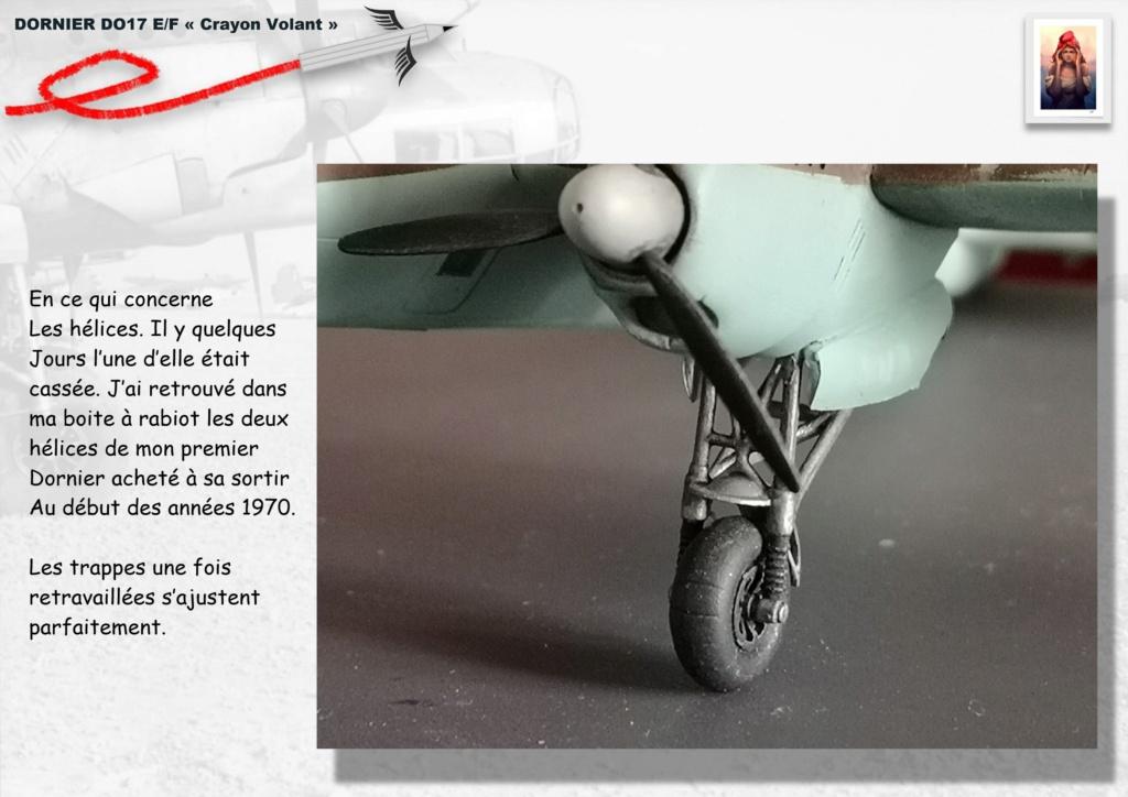 Fil rouge 2020 : [Airfix] Dornier DO17 E - 1/72 - Réf : 04014-1 *** Terminé en pg 9 - Page 8 Dorni113