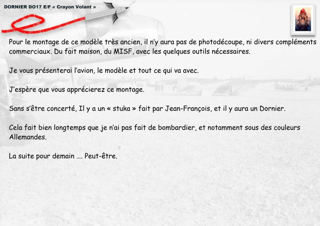 Fil rouge 2020 : [Airfix] Dornier DO17 E - 1/72 - Réf : 04014-1 Dornie10