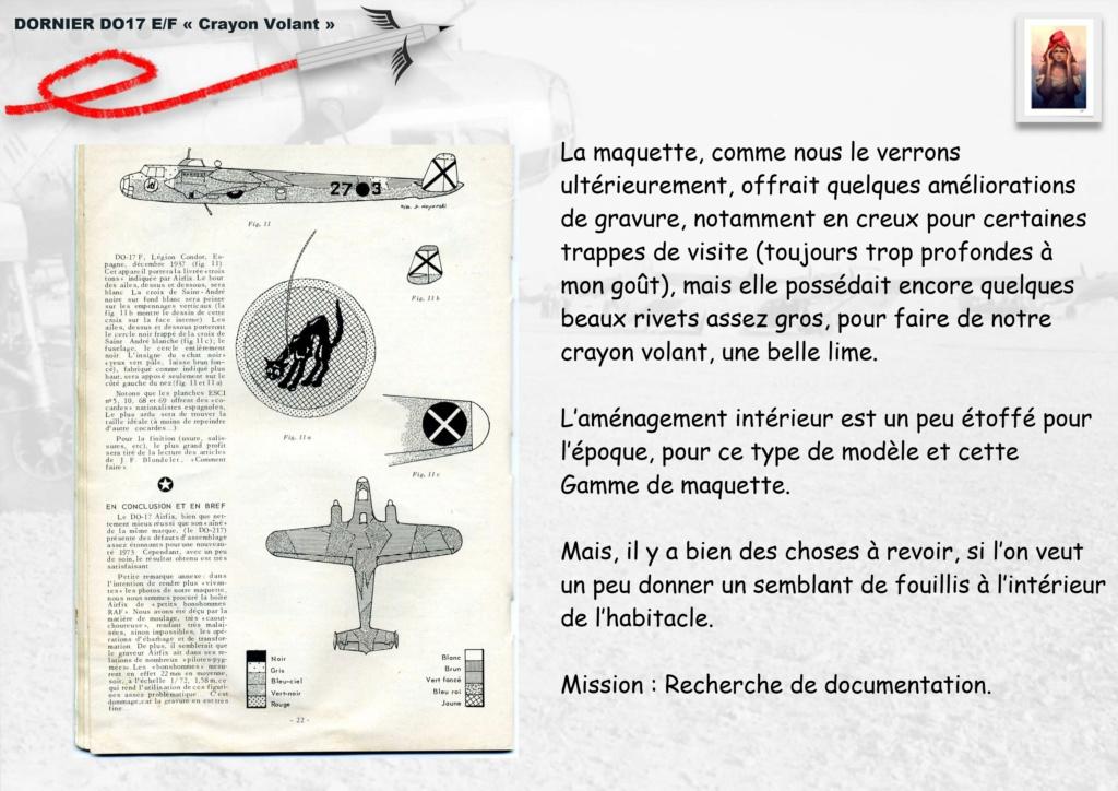 Fil rouge 2020 : [Airfix] Dornier DO17 E - 1/72 - Réf : 04014-1 Dornie15