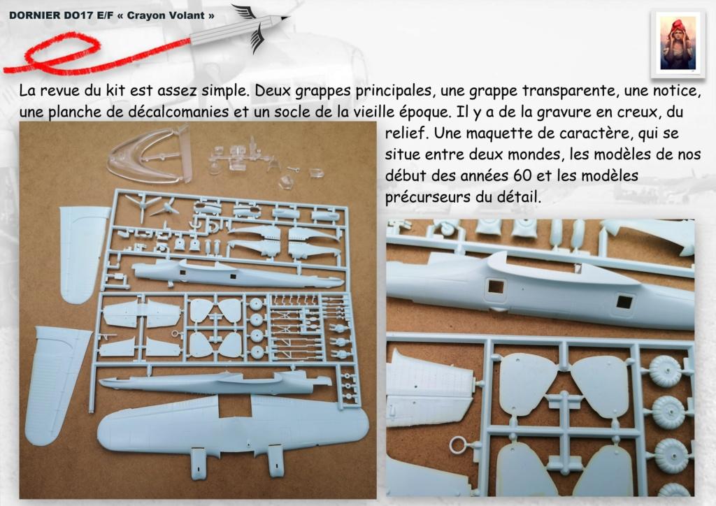 Fil rouge 2020 : [Airfix] Dornier DO17 E - 1/72 - Réf : 04014-1 Dornie18