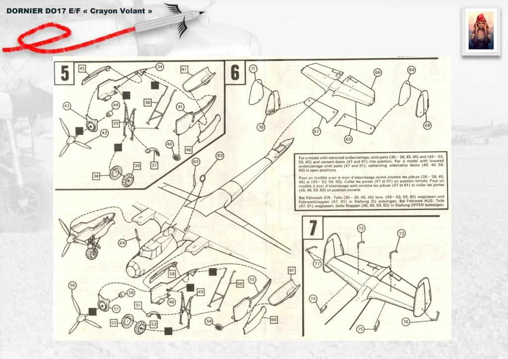 Fil rouge 2020 : [Airfix] Dornier DO17 E - 1/72 - Réf : 04014-1 Dornie21