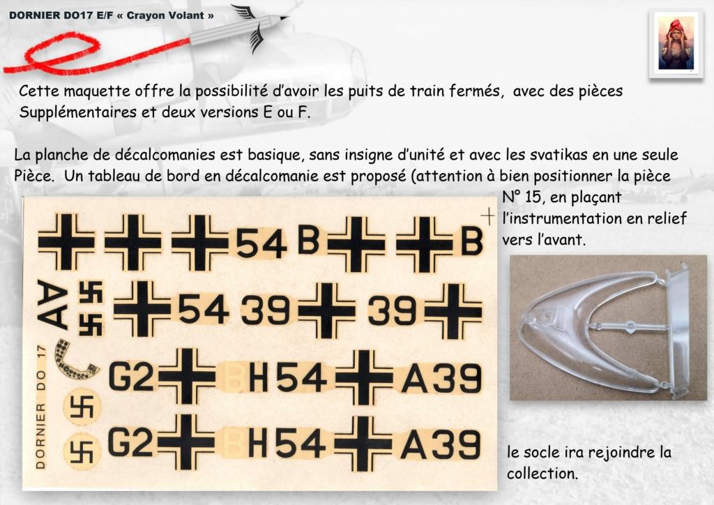 Fil rouge 2020 : [Airfix] Dornier DO17 E - 1/72 - Réf : 04014-1 Dornie23
