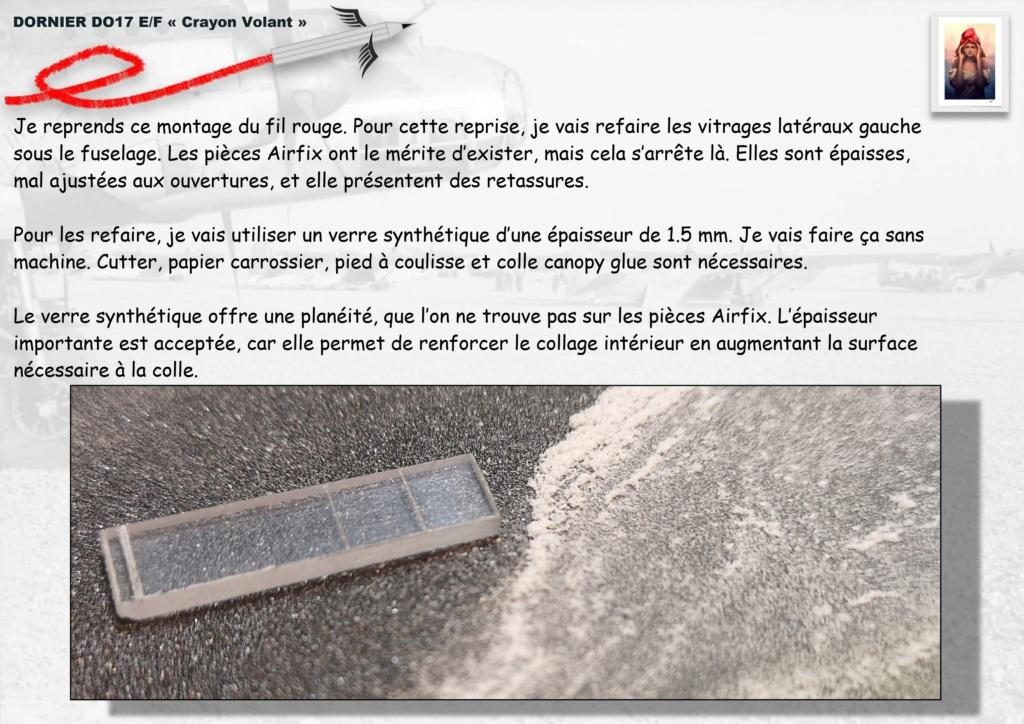 Fil rouge 2020 : [Airfix] Dornier DO17 E - 1/72 - Réf : 04014-1 - Page 6 Dornie66