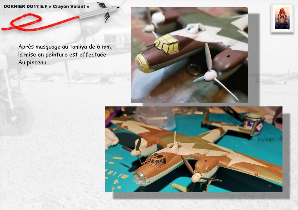 Fil rouge 2020 : [Airfix] Dornier DO17 E - 1/72 - Réf : 04014-1 - Page 7 Dornie99