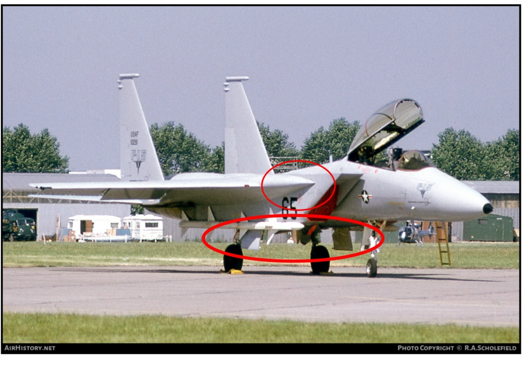 From the box - MC DONNELL DOUGLAS F15 EAGLE - AIRFIX 1-72 *** Terminé en pg 5 - Page 4 F150410