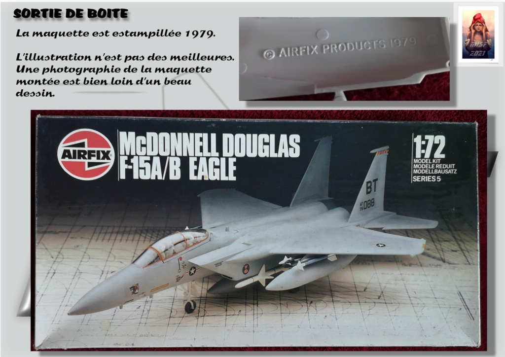 From the box - MC DONNELL DOUGLAS F15 EAGLE - AIRFIX 1-72 *** Terminé en pg 5 F15_0011