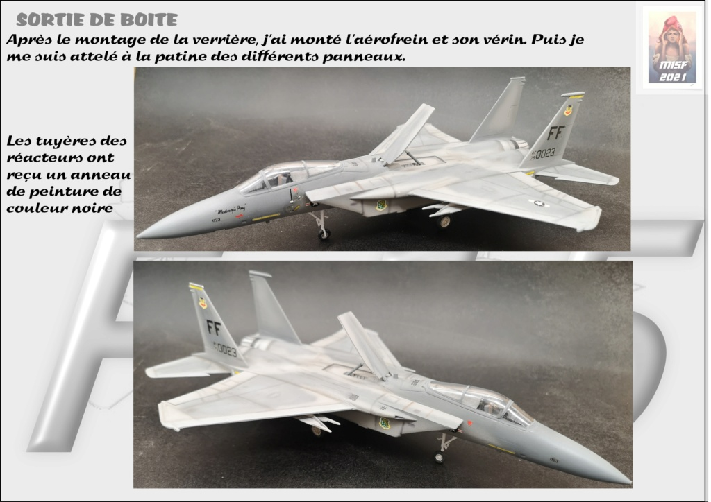 From the box - MC DONNELL DOUGLAS F15 EAGLE - AIRFIX 1-72 *** Terminé en pg 5 - Page 5 F15_0057