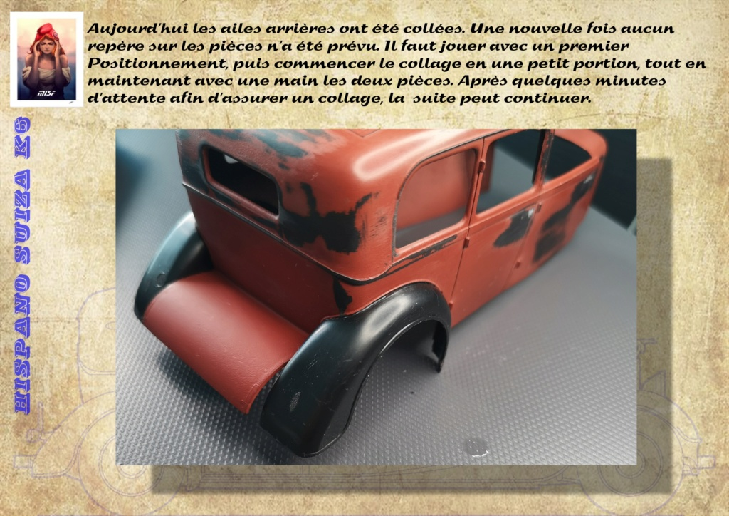 Fil rouge 2021 * Hispano Suiza K6 - Heller 1/24 - Réf : 80704 - Version film Yoyo - Page 3 Hisp_047