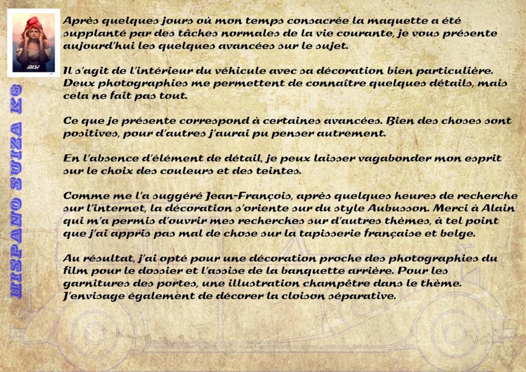 Fil rouge 2021 * Hispano Suiza K6 - Heller 1/24 - Réf : 80704 - Version film Yoyo - Page 4 Hisp_053