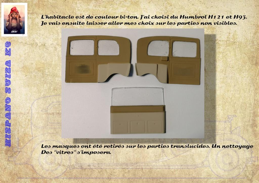 Fil rouge 2021 * Hispano Suiza K6 - Heller 1/24 - Réf : 80704 - Version film Yoyo - Page 4 Hisp_057