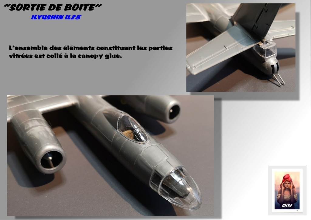From the box - ILYUSHIN I.L.28 AIRFIX - 1/72 - REF : 490 *** Terminé en pg 3 - Page 2 Il28_027