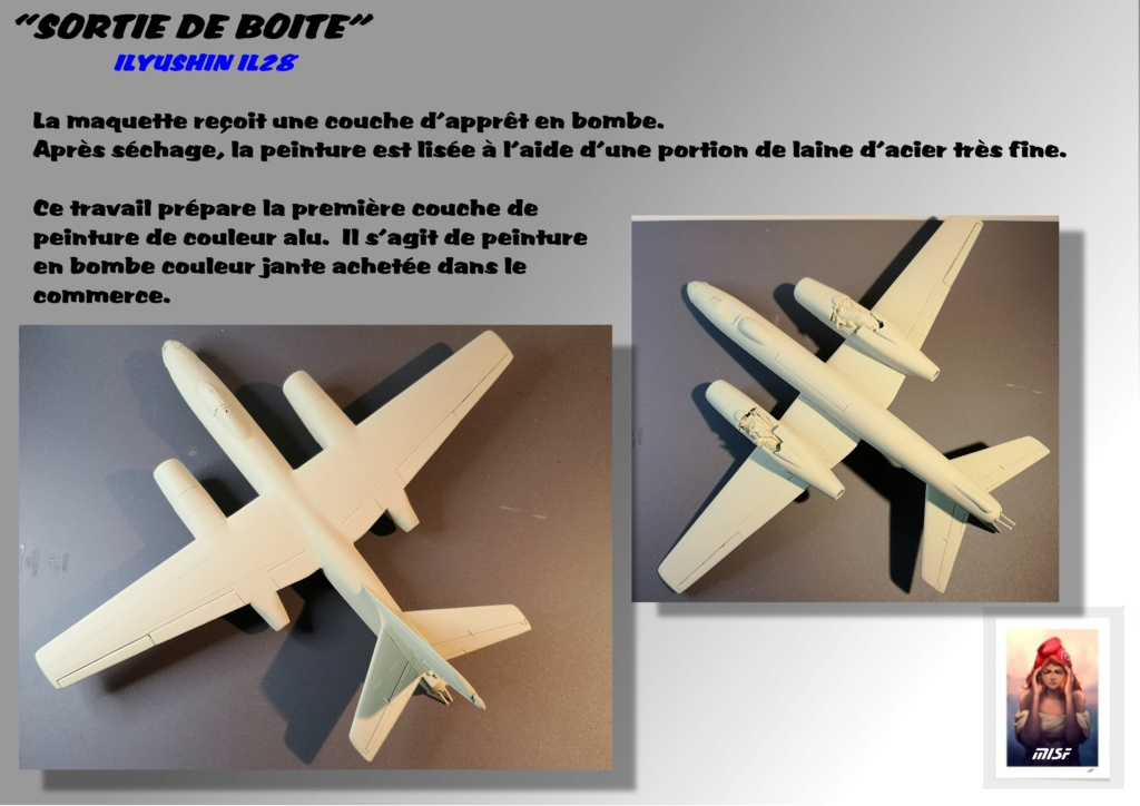 From the box - ILYUSHIN I.L.28 AIRFIX - 1/72 - REF : 490 *** Terminé en pg 3 - Page 2 Il28_028