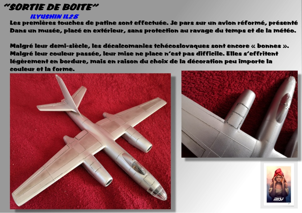 From the box - ILYUSHIN I.L.28 AIRFIX - 1/72 - REF : 490 *** Terminé en pg 3 - Page 2 Il28_029
